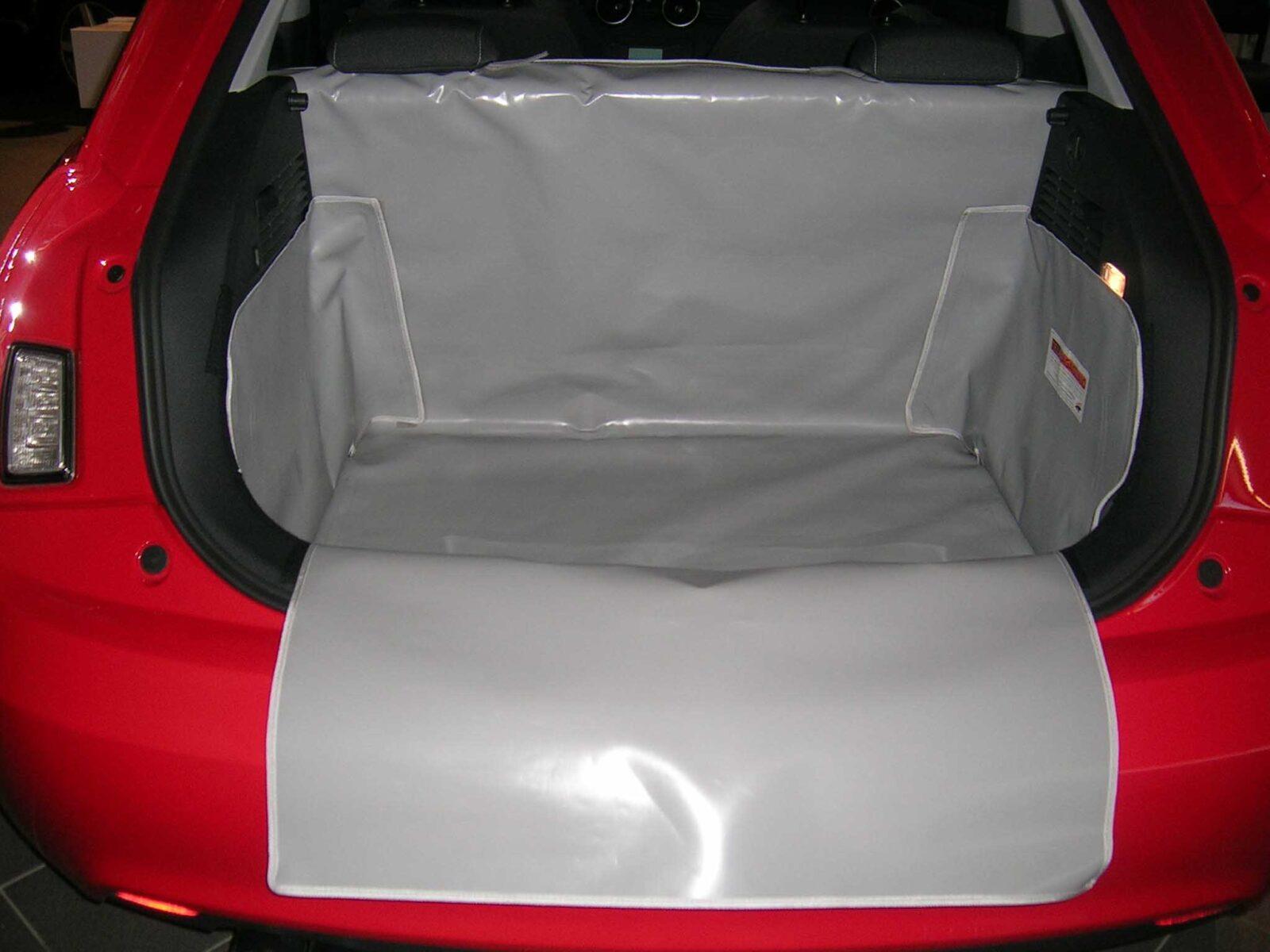 Salva baule Audi A1 telo bagaglio