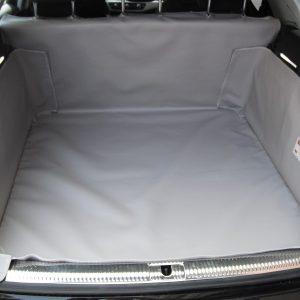 Audi a4 avant b9 salva baule cane in auto