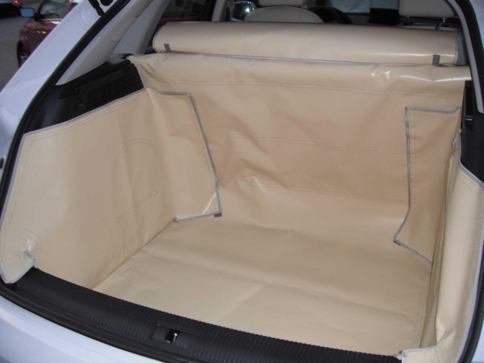 Salva baule Audi Q3 telo cane