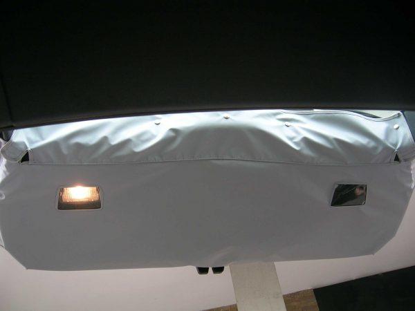 Salva baule Volvo xc60 protezione portellone