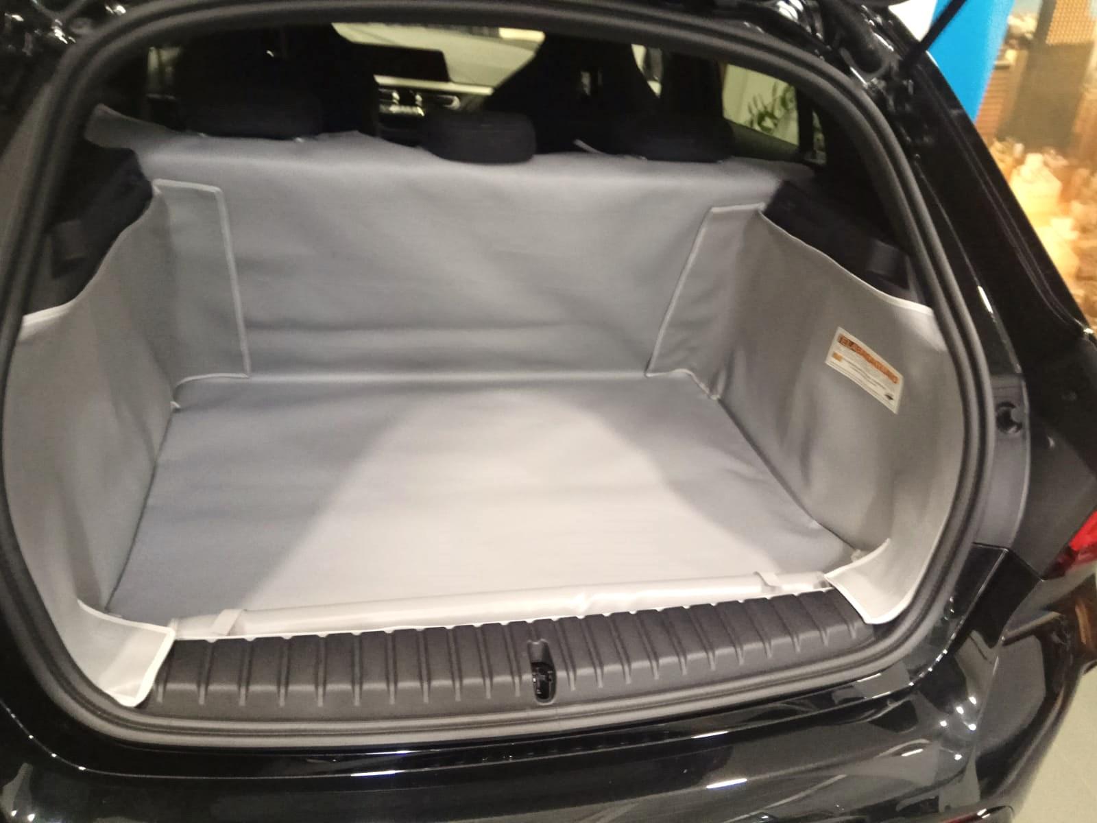 SALVA BAULE BMW Serie 1