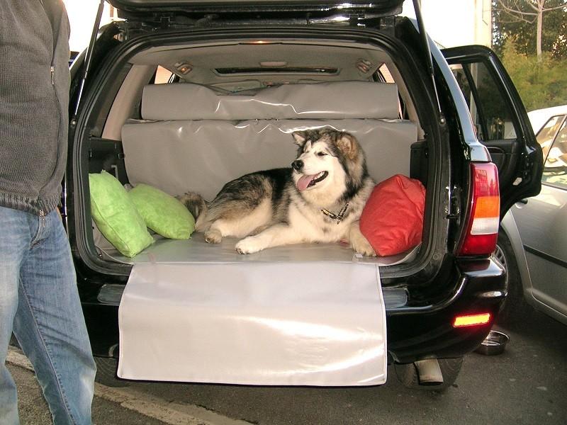 Salva baule Jeep Telo cane