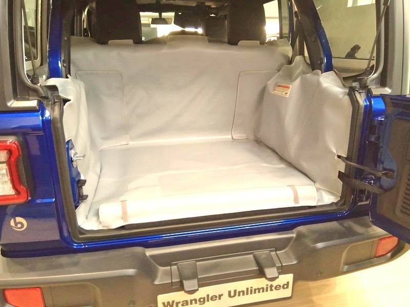 Salva baule Jeep WRANGLER