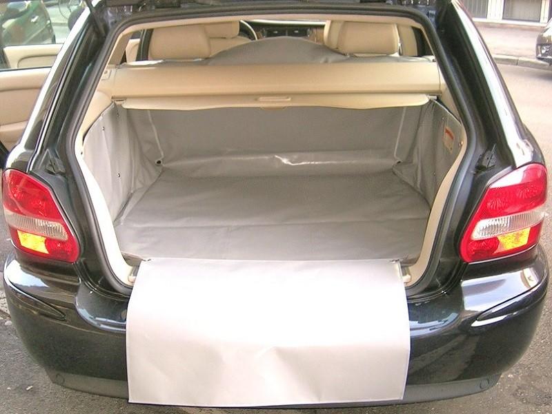 Salva baule Jaguar X-TYPE sw