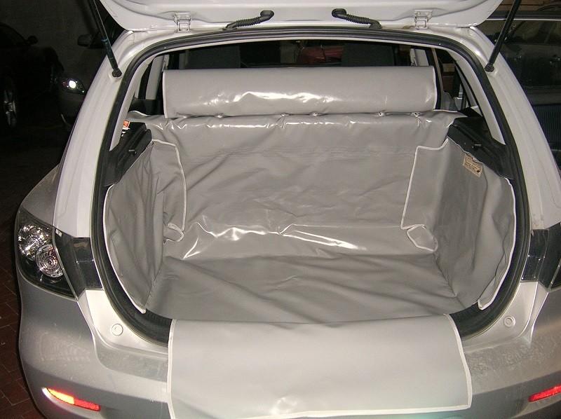 Salva baule Mazda 3